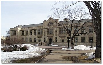 U of S Administration Building